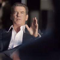 Super Bowl : Pierce Brosnan se moque de son image dans une pub Kia
