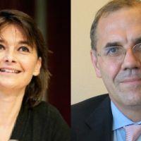 Nathalie Sonnac et Nicolas Curien nouveaux membres du CSA