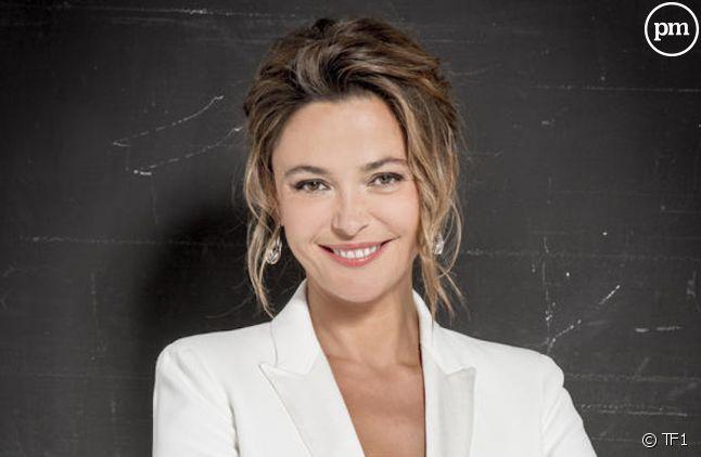 """Sandrine Quétier à la tête de """"Masterchef"""" 2015"""