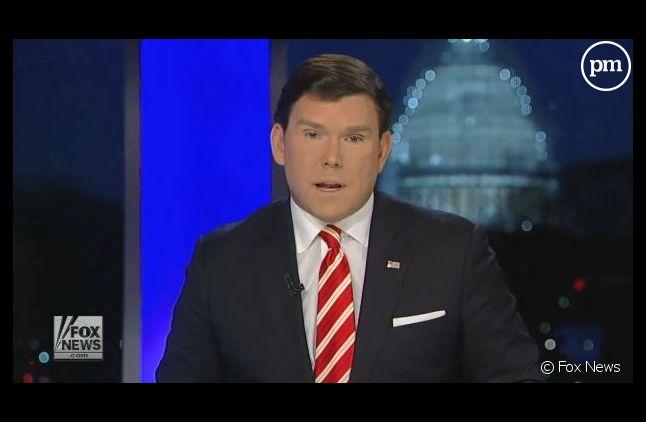 Bret Baier, présentateur de Fox News (Capture)