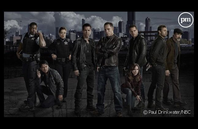 """Chicago Police Department"" sur TF1"