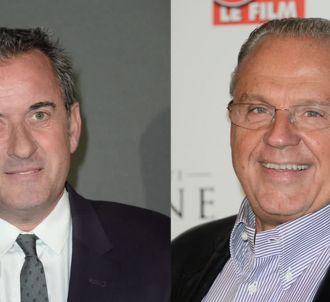 Accrochages entre Gérard Louvin et Christophe Dechavanne