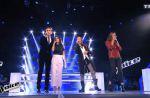 """""""The Voice"""" : Jenifer, Zazie, Mika et Florent Pagny reprennent """"Come Together"""" pour les battles"""