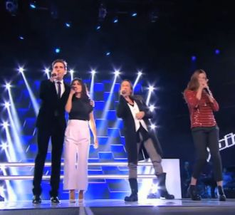 Les coachs de 'The Voice' reprennent 'Come Together'
