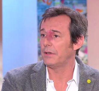 Jean-Luc Reichmann, dans 'Thé ou Café' sur France 2.