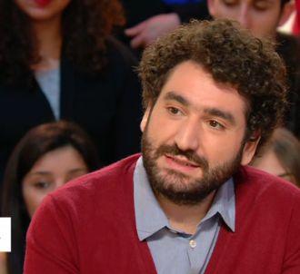 Mouloud Achour dans 'La Nouvelle Edition'.