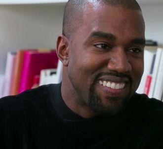 Mouloud Achour et Kanye West dans 'Clique'.