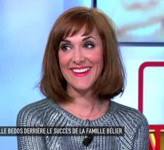 Victoria Bedos, dans 'C à vous' sur France 5.