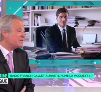 Pour Franz-Olivier Giesbert, Mathieu Gallet à la tête de...