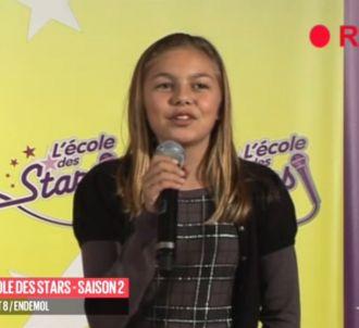 Louane dans 'L'école des stars'