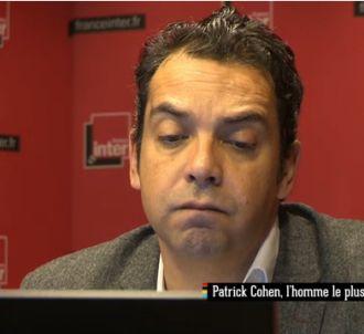 Patrick Cohen veut connaitre les salaires des <span...