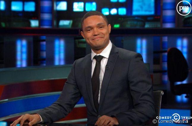 Trevor Noah va remplacer Jon Stewart