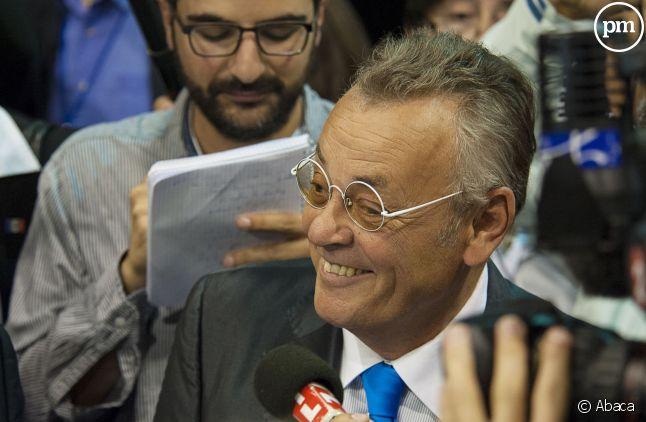 Jean Roucas, nouveau militant FN.