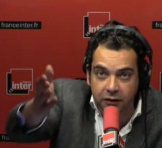 Patrick Cohen se moque de ses concurrents sur France...