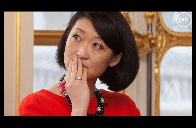 Fleur Pellerin, ministre de la Culture et de la communication.