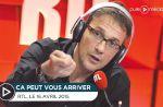Julien Courbet insulté et menacé en direct sur RTL
