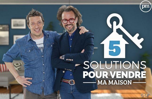 """""""5 solutions pour vendre ma maison"""" sur TF1"""