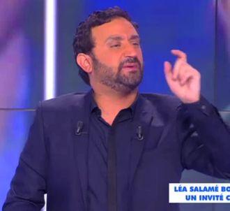 Cyril Hanouna recadre Gilles Verdez.