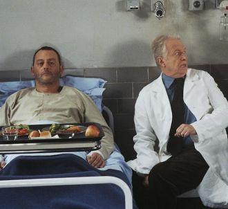 Jean Réno et Gérard Depardieu dans 'Tais-Toi'