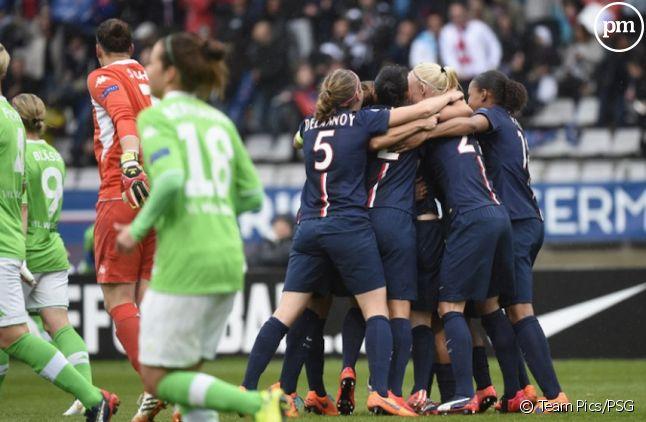 """Les joueuses du PSG ont perdu en finale de la Ligue des Champions<span data-role=""""photo-credits""""></span>"""