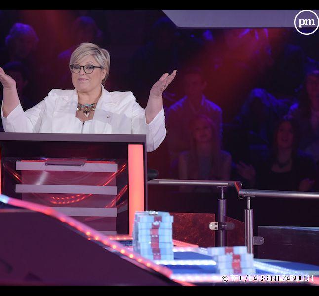 Un blind test pour Laurence Boccolini sur TF1