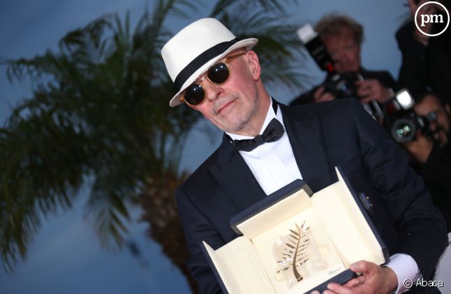 "Jacques Audiard, palme d'or 2015 avec ""Dheepan""."