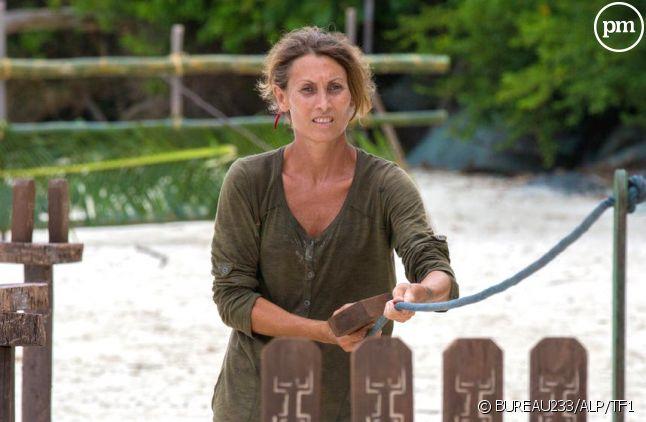 """Chantal, candidate de """"Koh-Lanta"""" 2015"""