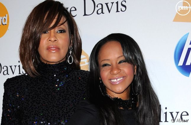 Whitney Houston et Bobbi Kristina en 2011