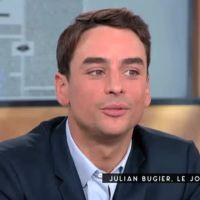 Julian Bugier réagit à son portrait publié dans
