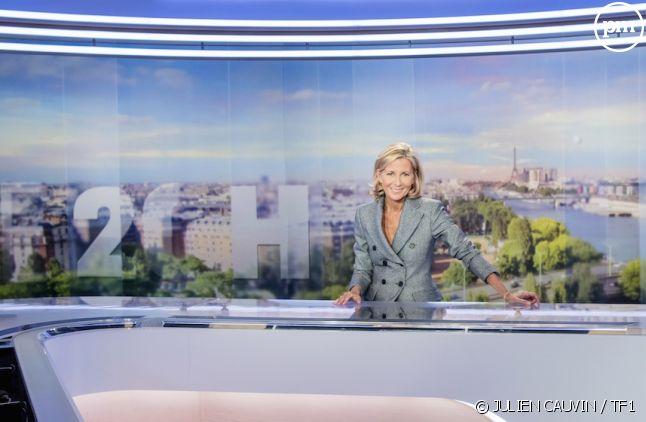 Claire Chazal quitte le JT de TF1