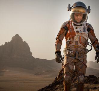 'Seul sur Mars'