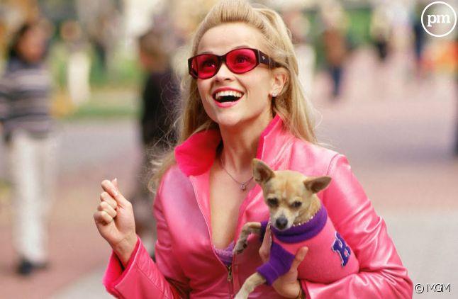 "Reese Witherspoon veut ""La Revanche d'une blonde 3"""