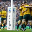 L'Australie s'est qualifiée pour la finale de la Coupe du monde de rugby