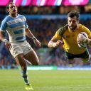 L'Australie qualifiée pour la finale de la Coupe du monde de rugby