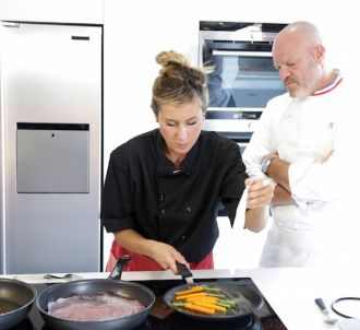 Philippe Etchebest dans 'Objectif Top Chef'
