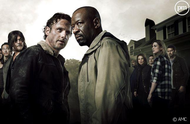 """Une saison 7 pour """"The Walking Dead"""""""