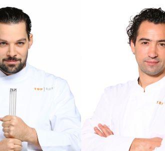 Xavier Pincemin face à Pierre Augé dans 'Top Chef : Le...