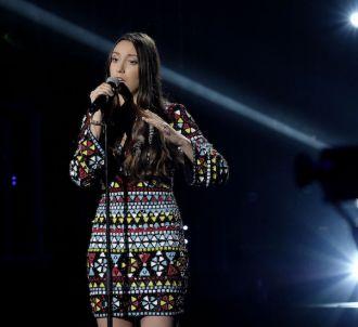 Mia, candidate de 'Nouvelle Star' 2016