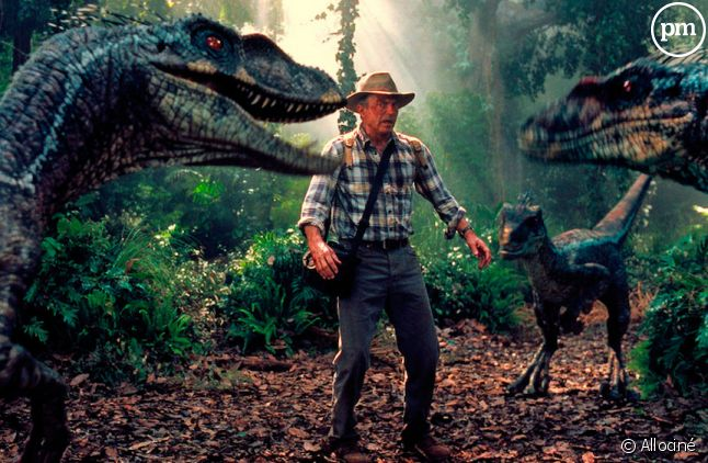 """Le 28 avril, 938.000 personnes ont regardé """"Jurassic Park 3"""" sur HD1"""