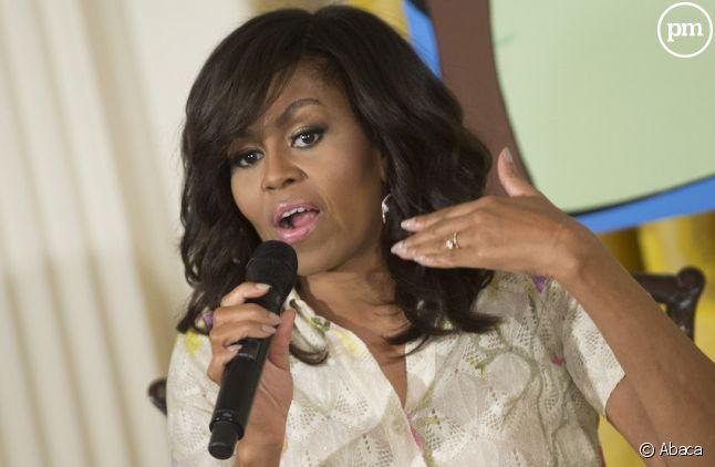 """Michelle Obama invitée spéciale de """"The Voice US"""""""