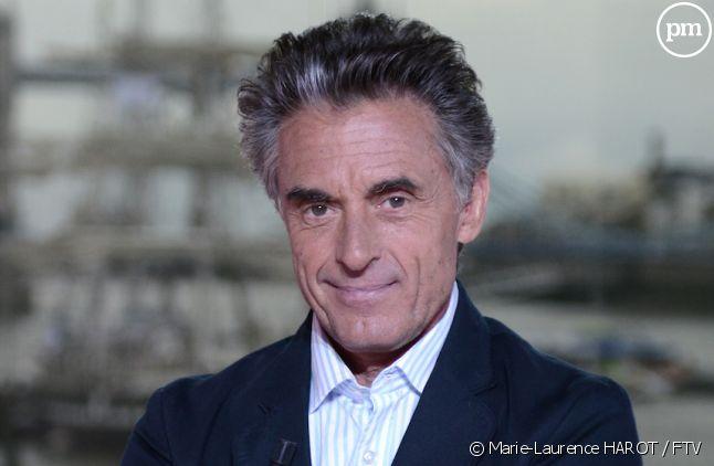 Gérard Holtz quitte France Télévisions