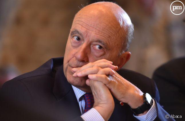 Alain Juppé, grand favori de la primaire à droite et du centre.