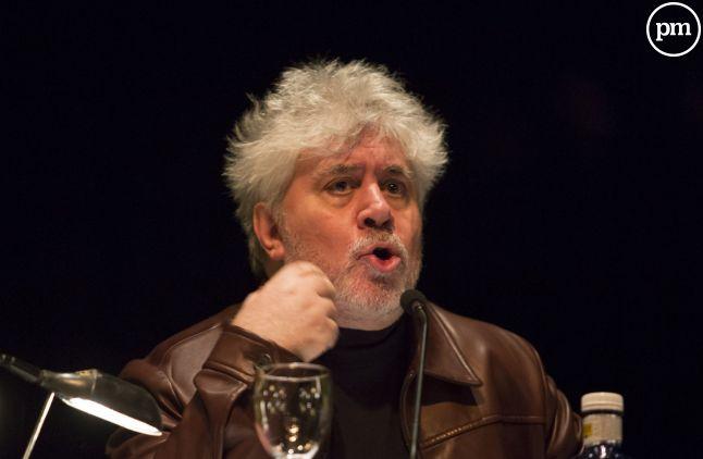 Le réalisateur espagnol Pedro Almodóvar.