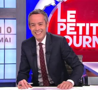 Yann Barthès ironise sur son arrivée à TF1 et sur les...