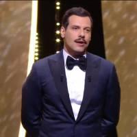 Cannes : Emmanuelle Seigner traite Laurent Lafitte de