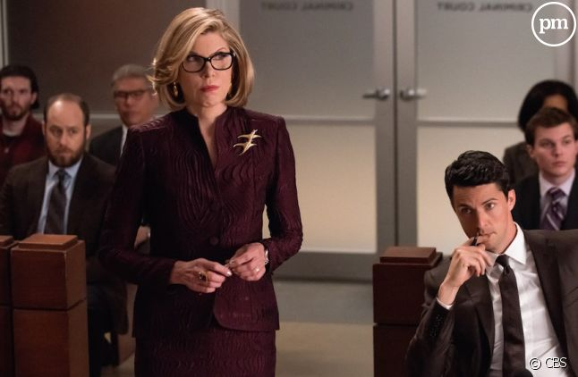 "Un spin-off de ""The Good Wife"" autour de Christine Baranski en discussions"