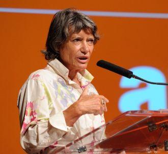 Véronique Cayla, présidente du directoire d'Arte France