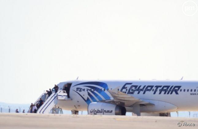 <span>Un A320 d'EgyptAir a disparu dans la nuit de mercredi à jeudi</span>