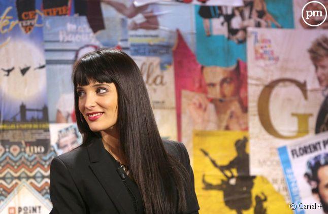 Erika Moulet, bientôt animatrice sur TéléToon