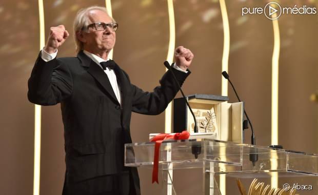 Ken Loach, Palme d'or du Festival de Cannes 2016